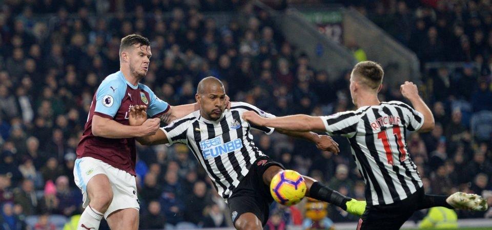 Newcastle fans mixed over Salomon Rondon performance