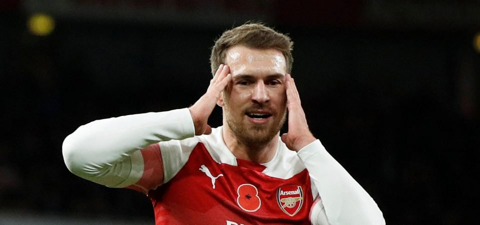 The Chalkboard: Ramsey shows Arsenal what they'll miss with dynamic Europa League performance