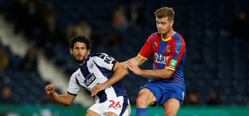 Crystal Palace fans react to Alexander Sorloth's horror miss for Norway