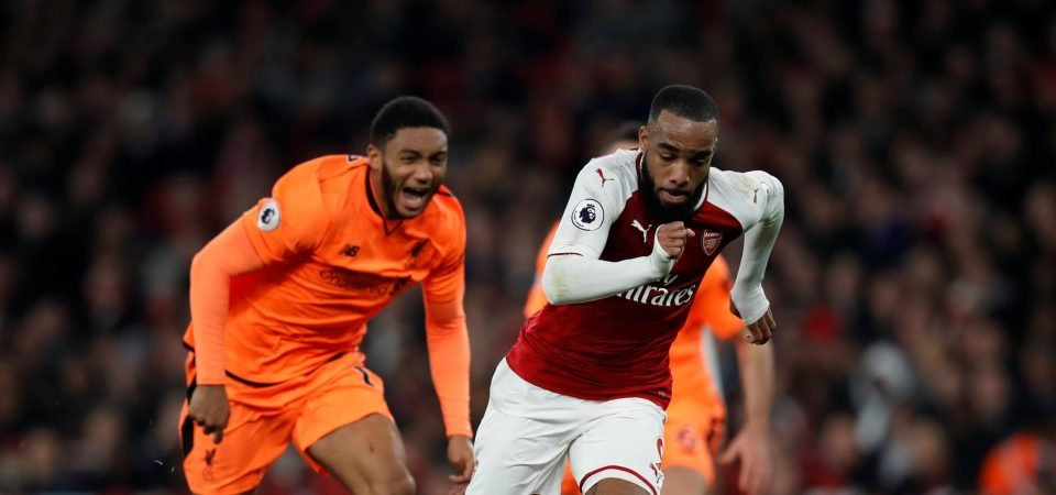 Merson expects Liverpool to rip apart Arsenal at the Emirates