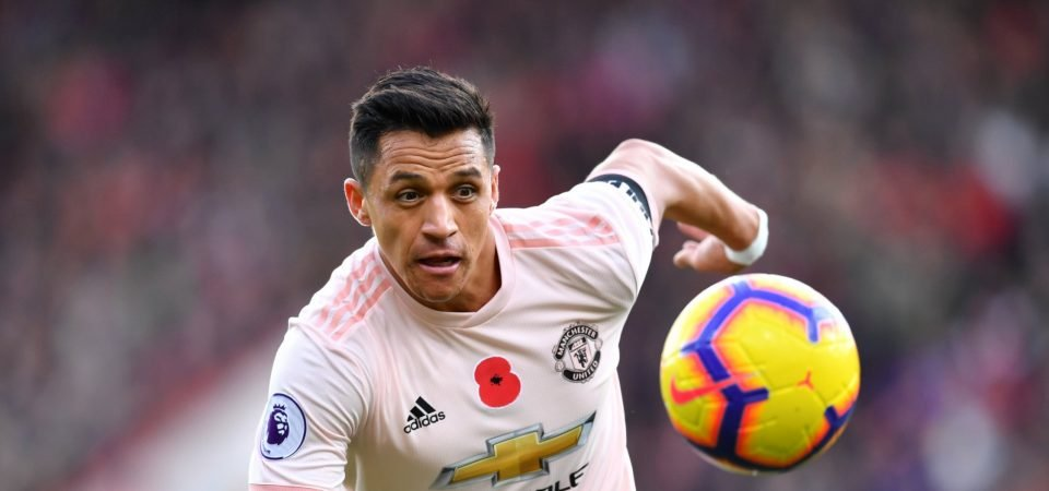 Manchester United fans react to Alexis Sanchez's injury on Twitter