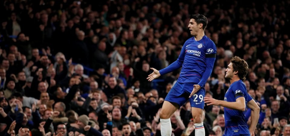 Between The Lines: Sarri questions Morata's mental strength following goalscoring display for Chelsea