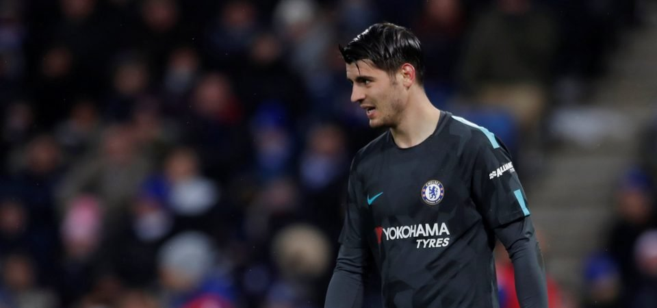 Revealed: 72% of Chelsea fans still consider Alvaro Morata to have a long-term future at the club