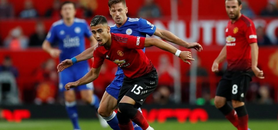 Arsenal target Andreas Pereira would be making a great decision by linking up with Emery