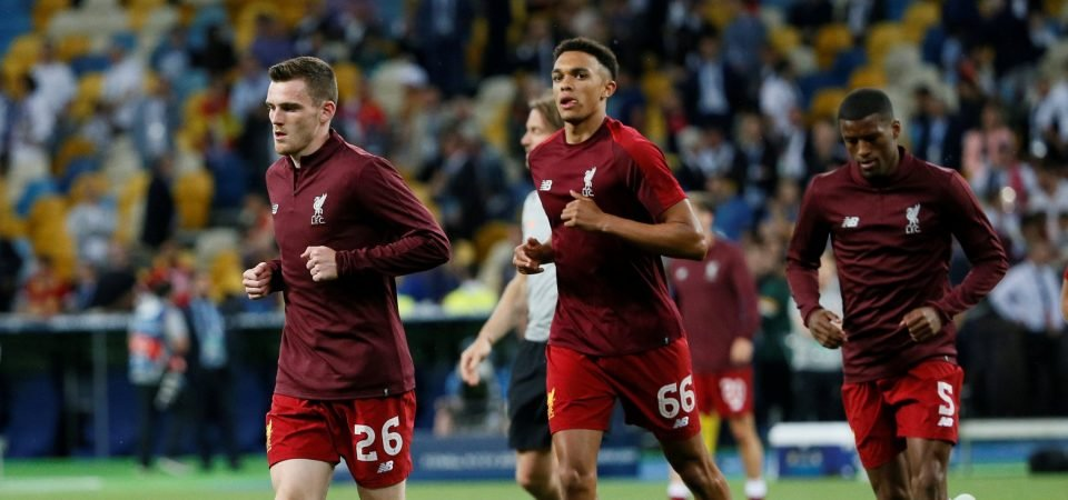 Garth Crooks hails Alexander-Arnold and Robertson following Liverpool triumph over Watford