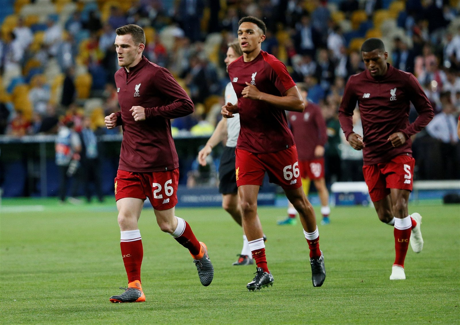 Liverpool Roundup: Alisson on his recovery, Van Dijk's message to Messi,  Riise baffled at World XI omissions | FootballFanCast.com