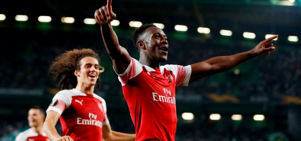 Arsenal should reject Crystal Palace's advances for Danny Welbeck