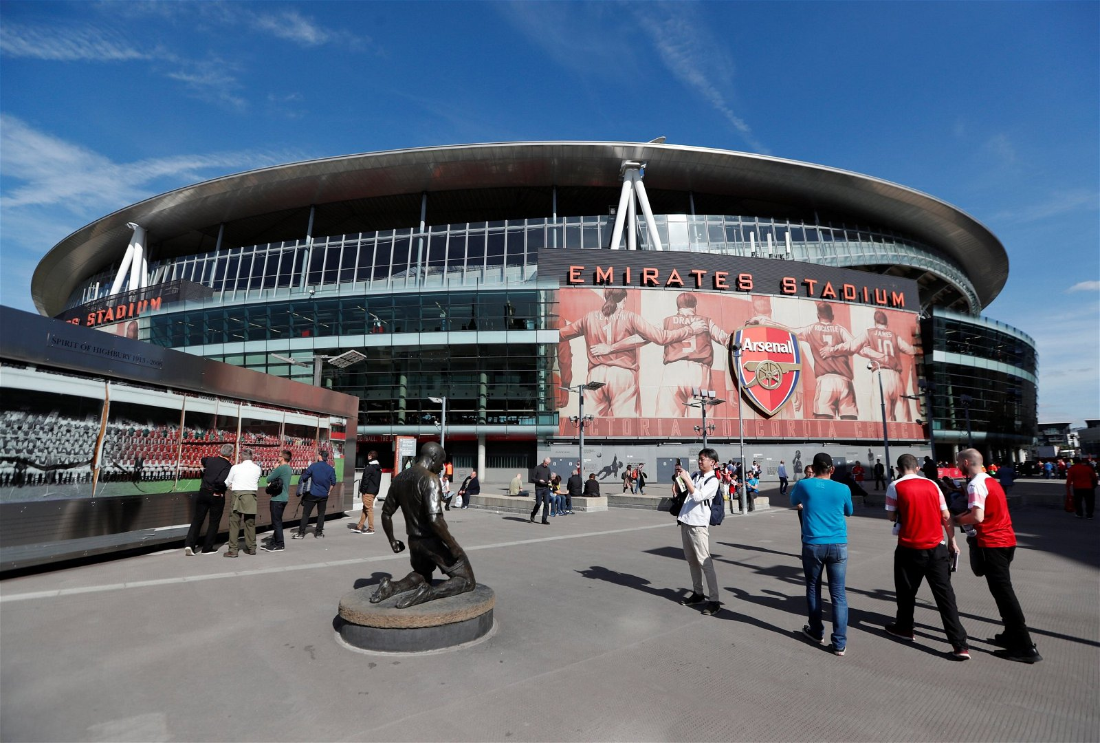 Arsenal - Emirates Stadium