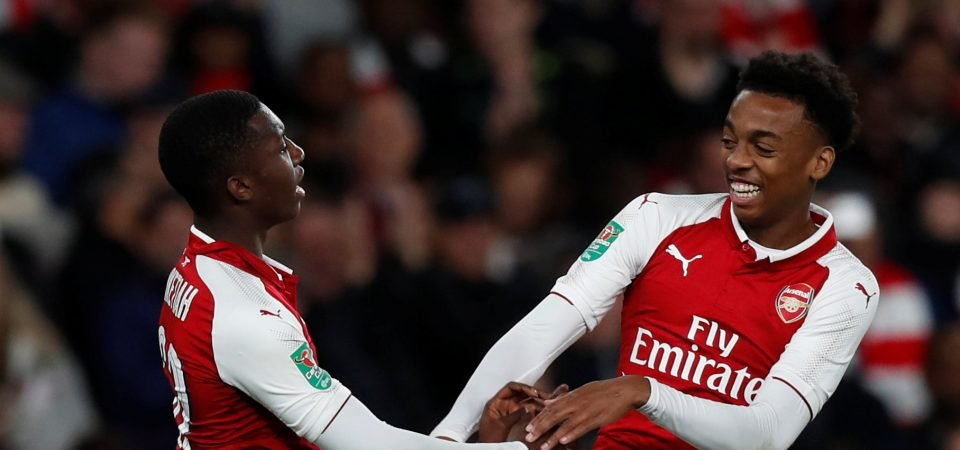 9 Arsenal wonderkids you need to know about on Football Manager 2019