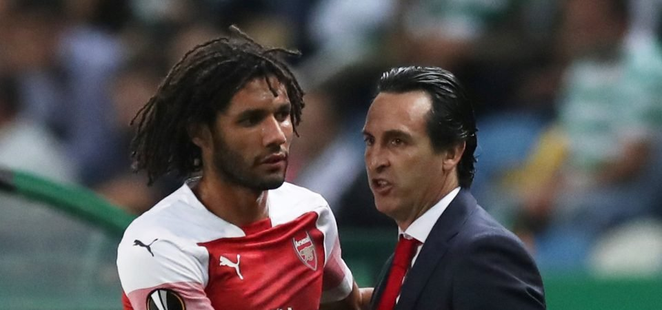 West Ham should launch a January move for Mohamed Elneny