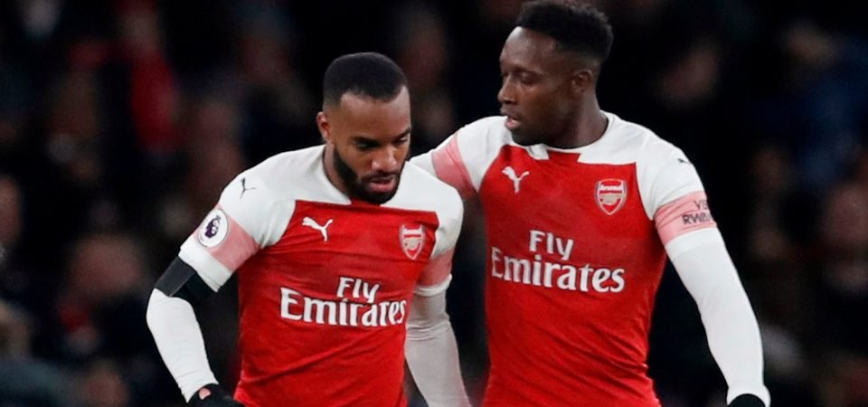 Arsenal fans react to Alexandre Lacazette's exclusion from France squad