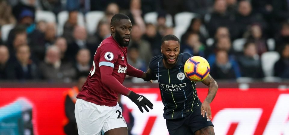 Masuaku hits back at disgruntled supporter on Instagram, West Ham United fans react