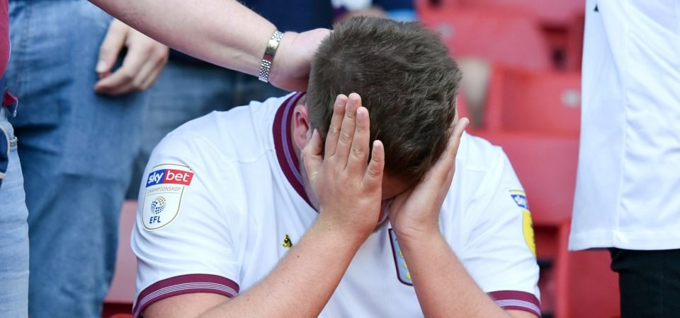Aston Villa fans are livid after Sky Sports move date of Leeds clash