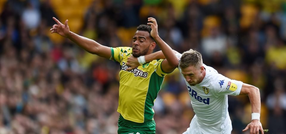 Leeds fans are unhappy with Barry Douglas form