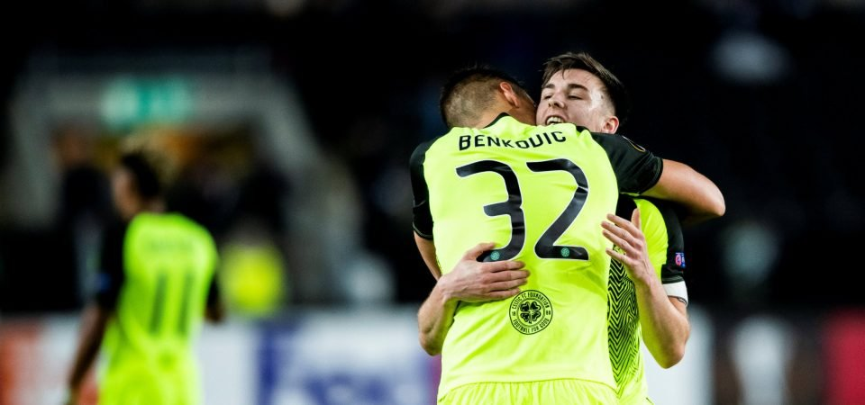 Celtic fans want Benkovic signed permanently after Dundee display