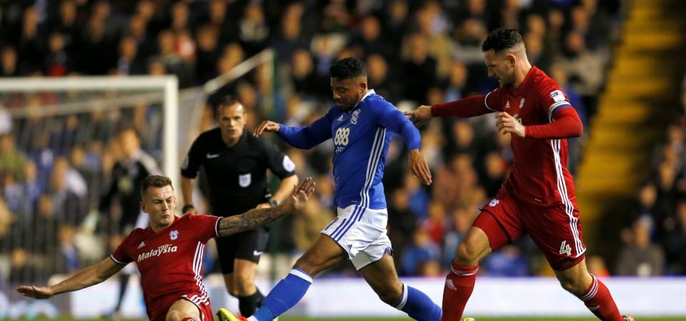Birmingham City Injury News: Isaac Vassell nearing return after year out injured