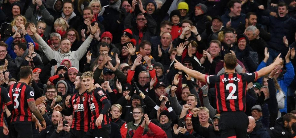 Revealed: 67% of polled Bournemouth fans want to see the full-back area improved