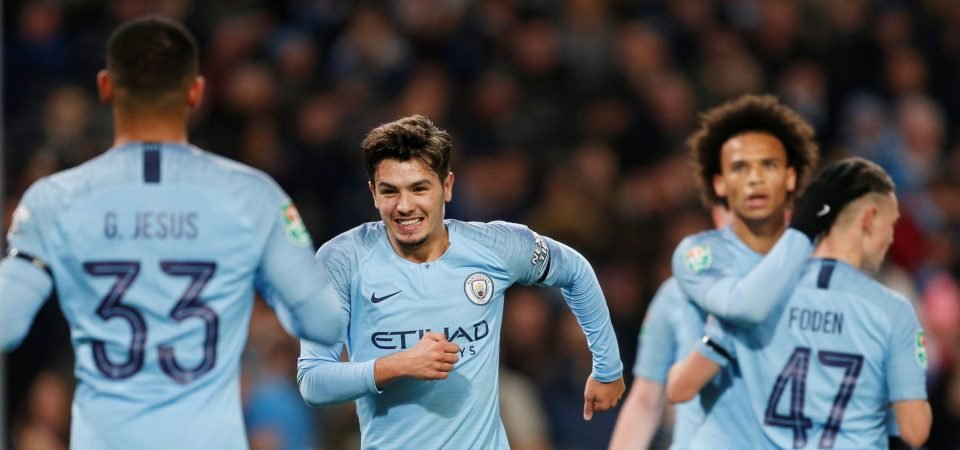 5 Manchester City wonderkids you need to know about on Football Manager 2019