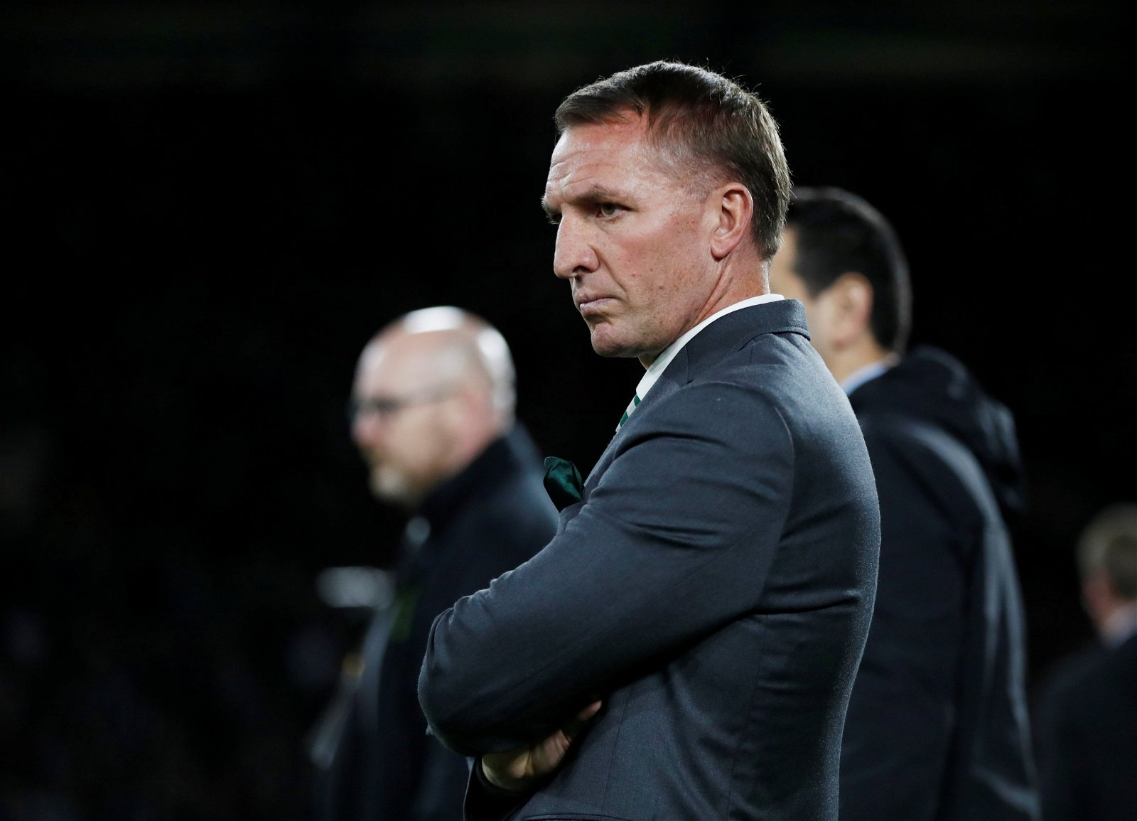 Brendan Rodgers - manager of Celtic