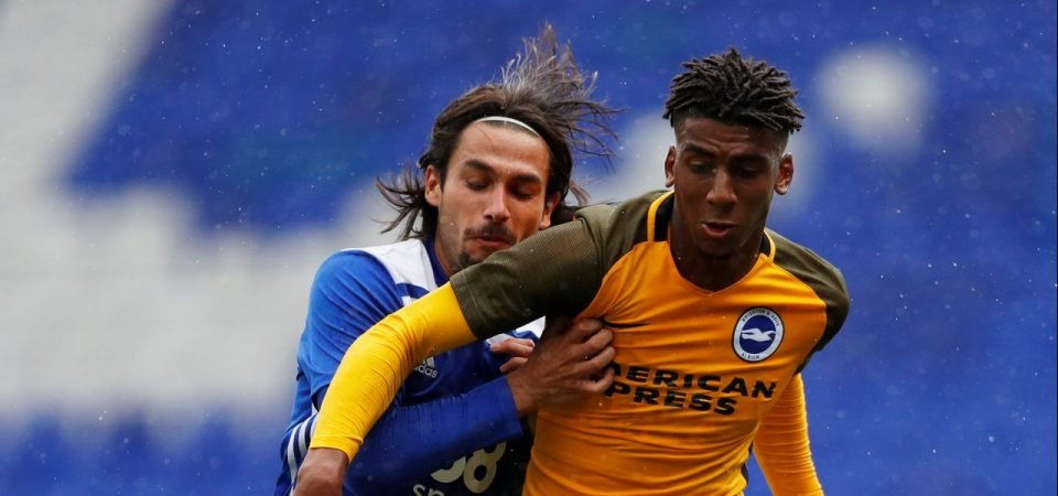 Middlesbrough should target Brighton left back Bernardo to bring in much needed cover