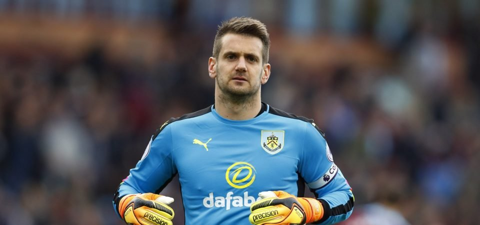 Aston Villa would struggle in a key area if they signed Tom Heaton