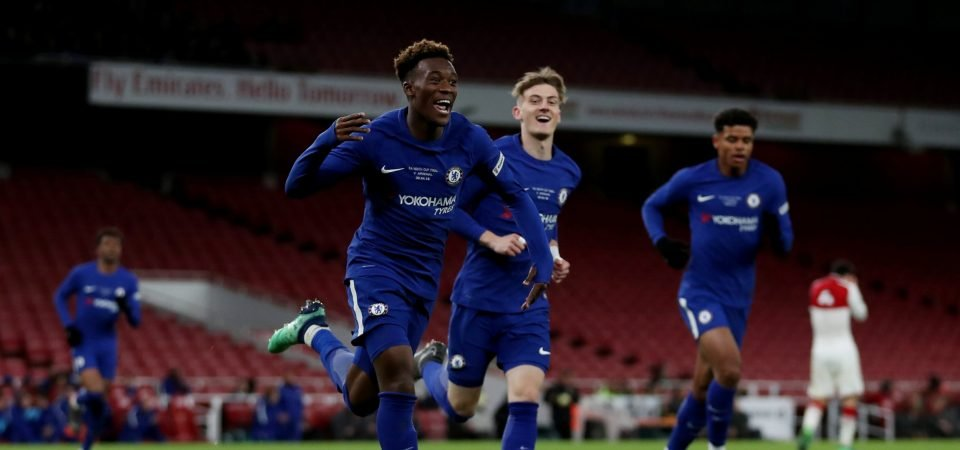 Revealed: 78% of Leeds fans want Bielsa to move for Callum Hudson-Odoi on loan