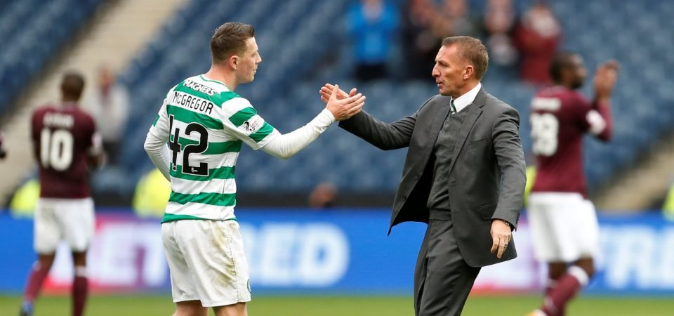 Celtic played a blinder rejecting Leicester's bid for Callum McGregor