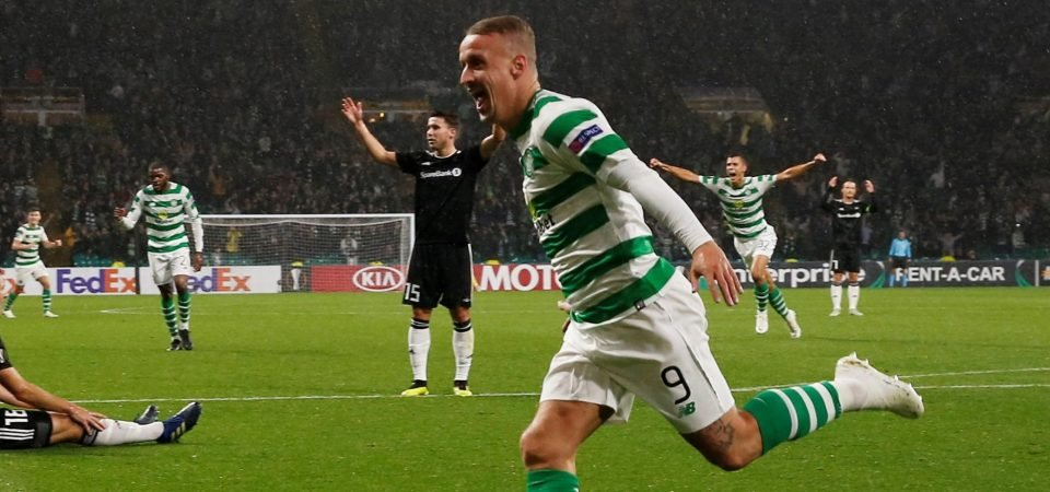 Celtic fans delighted with another Leigh Griffiths goal in pre-season