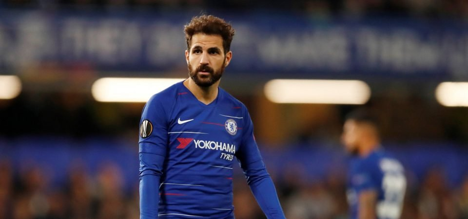 Opinion: Leeds should make shock move for soon-to-be free agent Fabregas