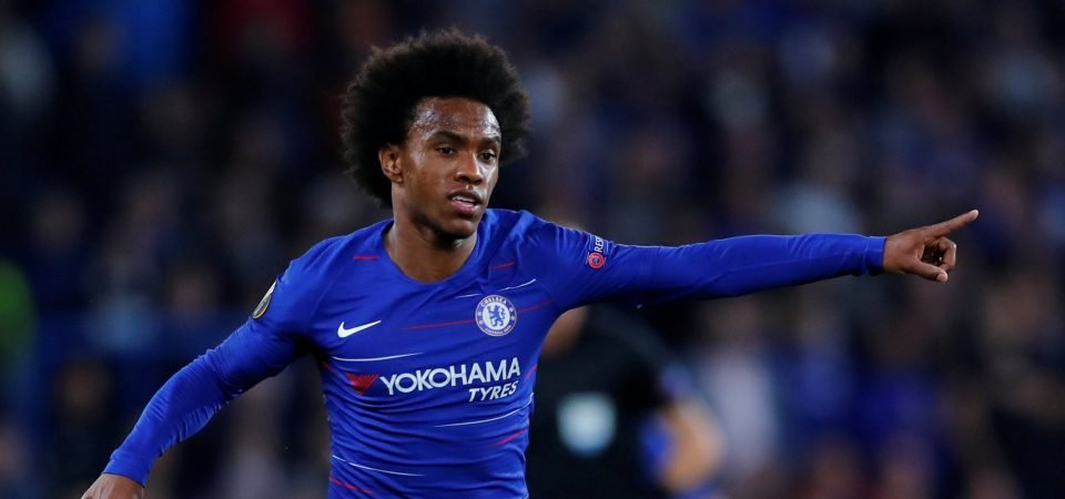 Barcelona line up another approach for Chelsea star