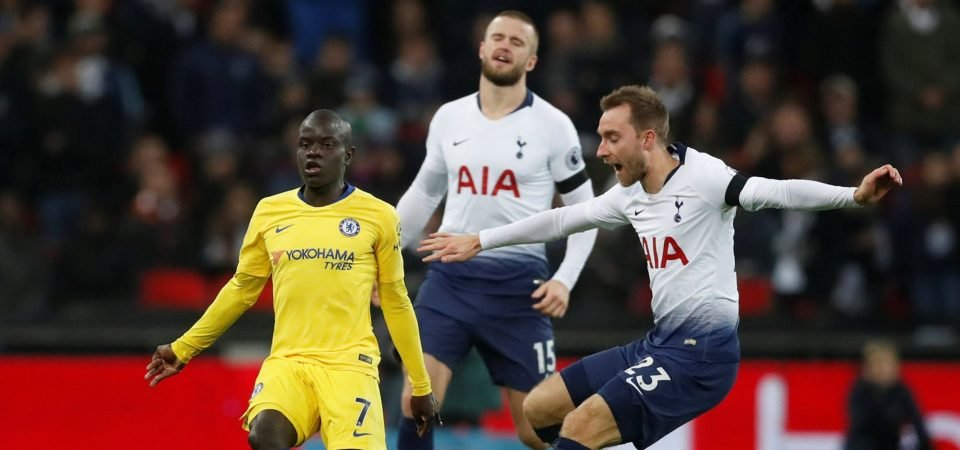 Maurizio Sarri wasted N'Golo Kante in an attacking role in dismal Spurs defeat