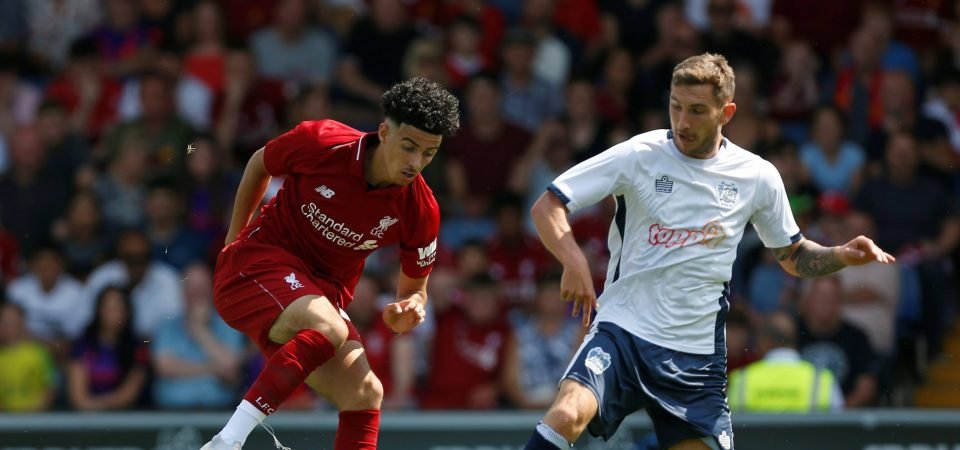 Opinion: Moore can solve midfield issue by signing young Liverpool ace Curtis Jones