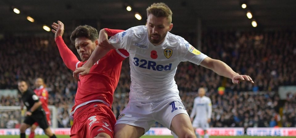 Leeds fans react as Stuart Dallas set to return to squad to face Bolton