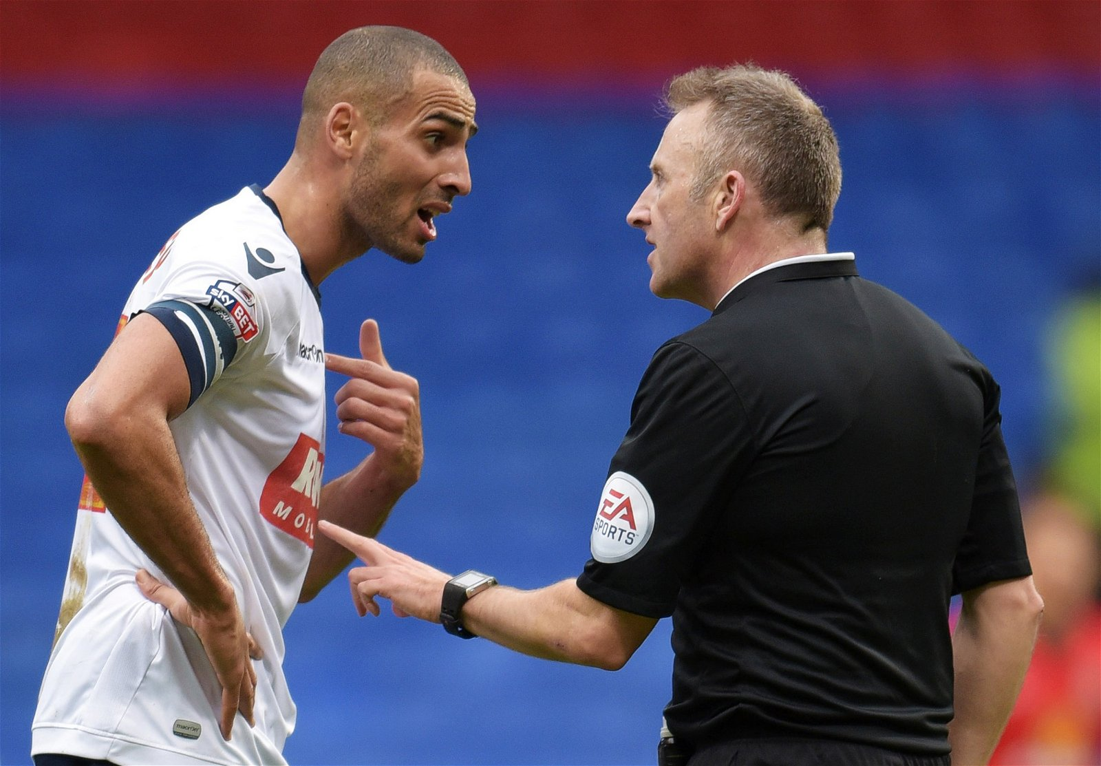 Darren Pratley when playing for Bolton
