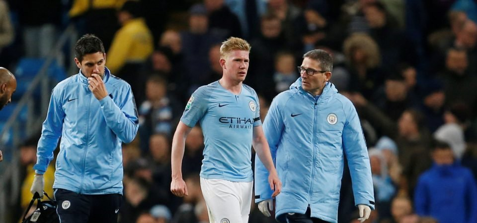 Between The Lines: Pep Guardiola puts a positive spin on another De Bruyne injury blow