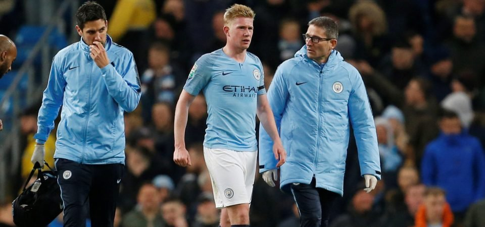 Man City star Kevin De Bruyne takes to Instagram to share brilliant video