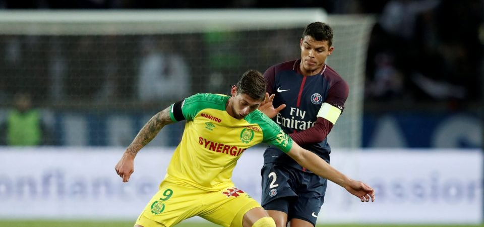 Crystal Palace should hijack Cardiff's talks with Nantes over striker Emiliano Sala