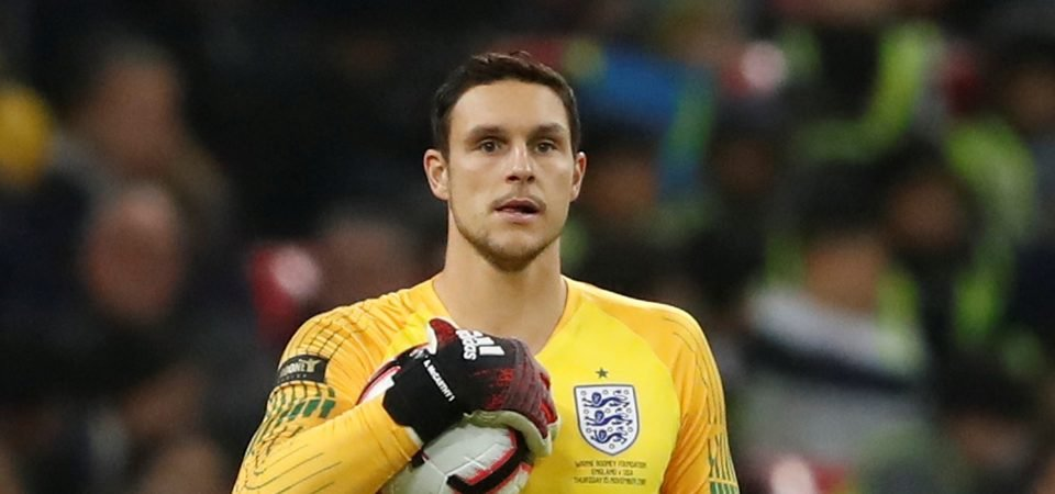 Pointless move: Liverpool prepare Alex McCarthy swoop as Mignolet exit is expected