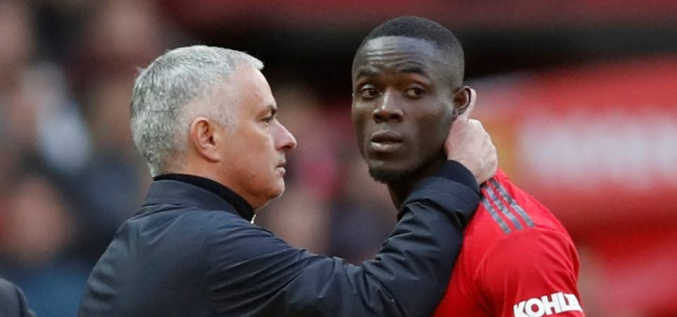 Everton should go for Eric Bailly
