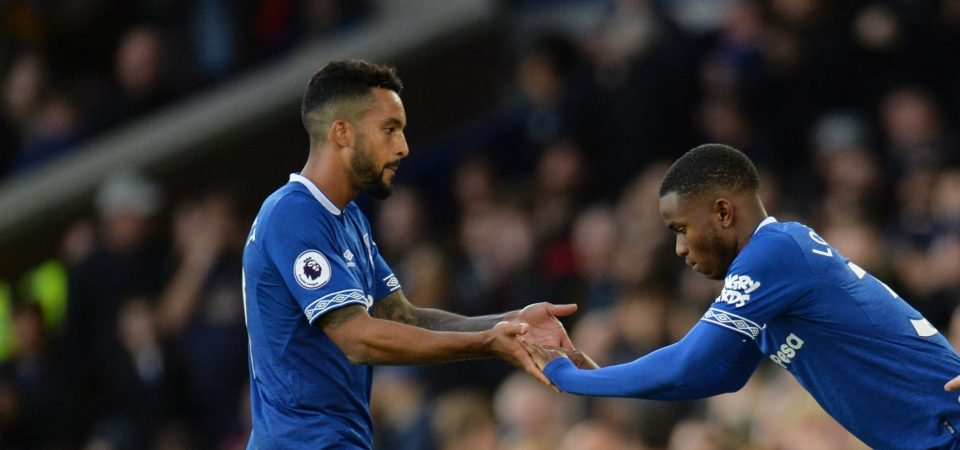 Revealed: 90% of Everton fans want Lookman to replace Walcott in Everton's starting XI