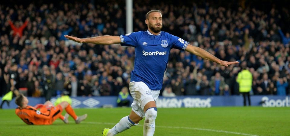Crystal Palace fans discuss reported Cenk Tosun move