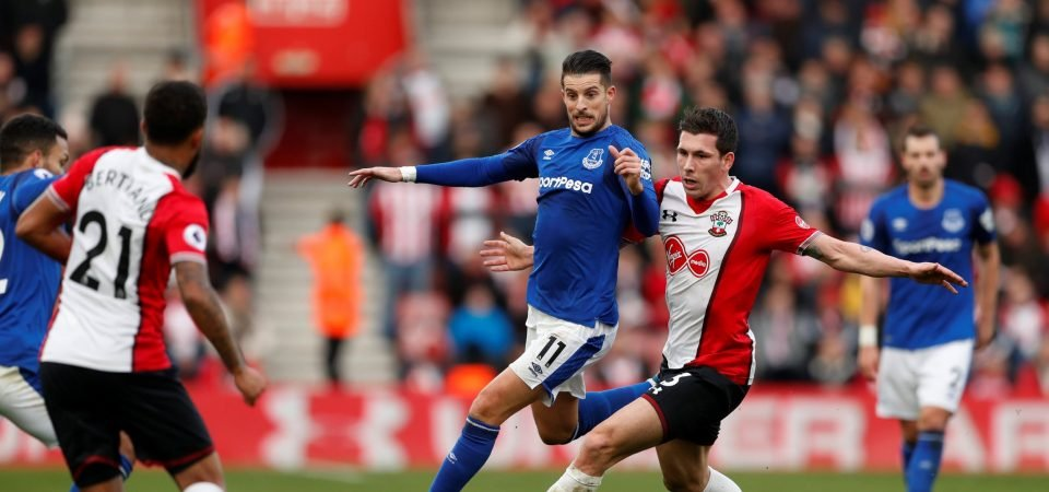 Kevin Mirallas has got Everton fans reacting to claims club is a 'business'