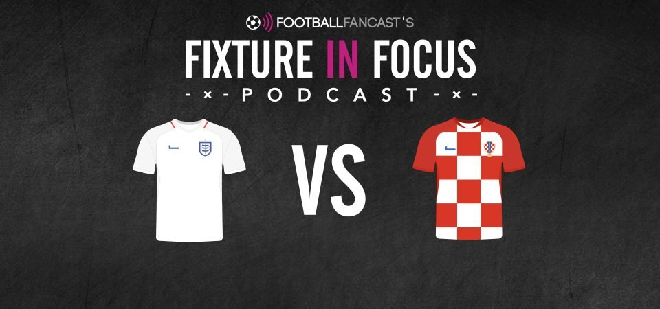 Fixture In Focus - England Special with Jonathan Northcroft