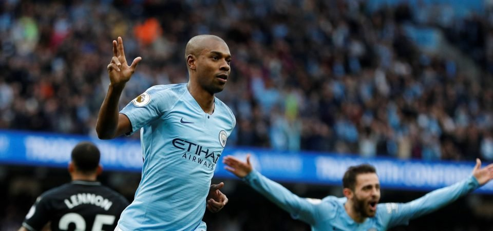 The Verdict: Who is the dream replacement for Fernandinho at Man City?
