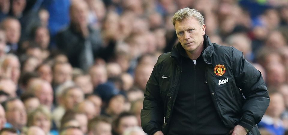 Manchester United fans might not agree with David Moyes' latest claim