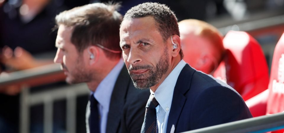 Newcastle fans are not happy with Rio Ferdinand's comments on Mike Ashley and the club