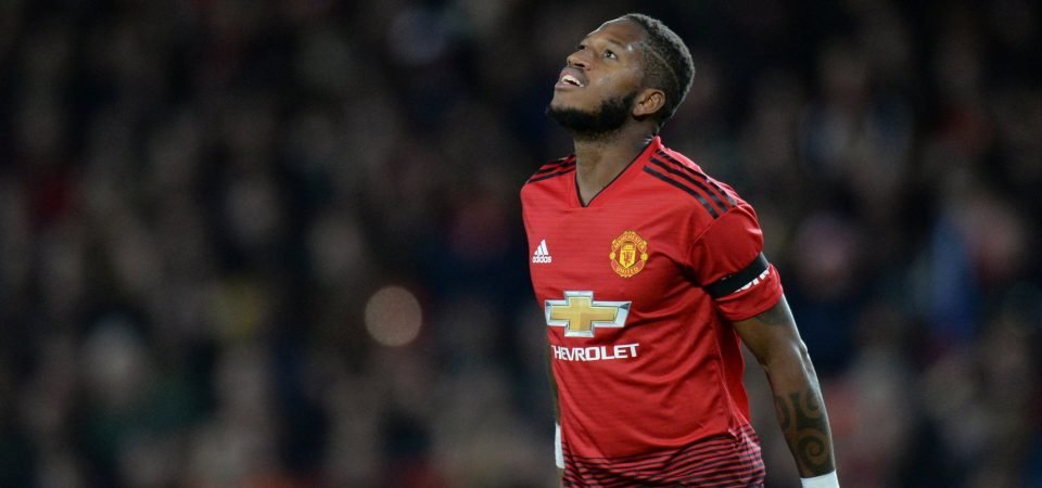 HYS: Should Fred come back into the Manchester United starting XI?