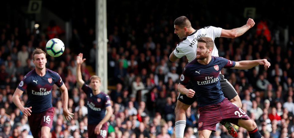 Arsenal's defence needs to stand up against Liverpool or things will get ugly
