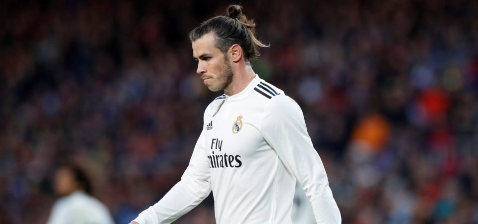 Tottenham fans happy as Gareth Bale reportedly ready to reject summer return