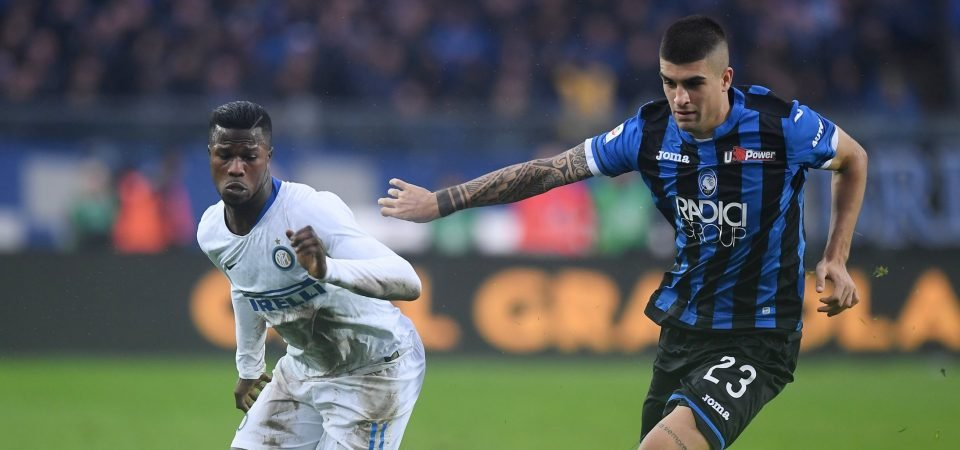 Arsenal fans react to reports linking club with Atalanta's Gianluca Mancini